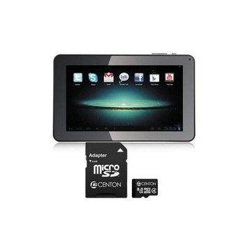 Envizen EM63 COSMOS 7 HD Tablet 4GB Androi Bundle