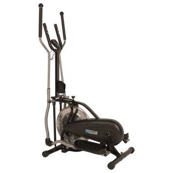 Paradigm Health & Wellness, Inc. PROGEAR 500LS Flywheel Drive Energy Elliptical with Heart Pulse Sensors