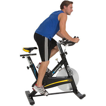 Exerpeutic LX9 Super High Capacity Indoor Cycle Trainer