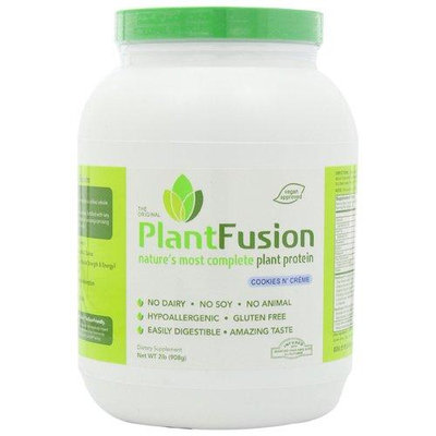 PlantFusion Cookies n Creme 2 lb from NutraFusion