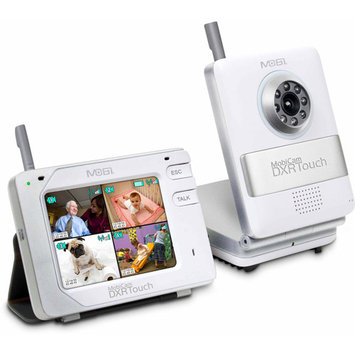 Mobi DXR Touch Premium Wireless Audio/Video Monitoring System
