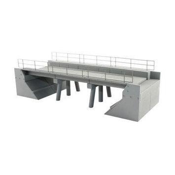 BLMA Models 4390 Concrete Segmnt Bridge #A