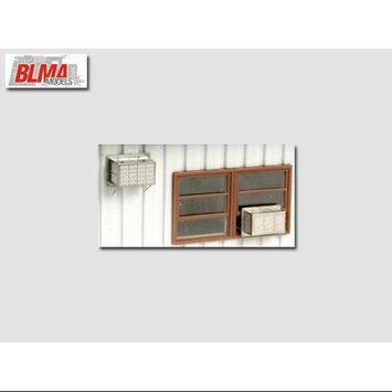 BLMA Models 4109 Window Mounted AC Kit/12