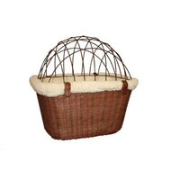 Solvit 69996 Wire Safety Cage for Wicker Bicycle Basket