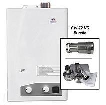 Eccotemp Systems Eccotemp FVI12-NG Vertical Bundle