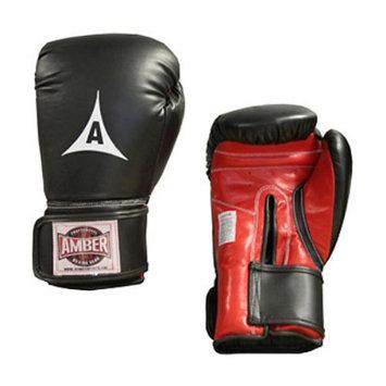 Amber Sporting Goods ABG-3008-12 Standard Training Gloves Velcro 12oz