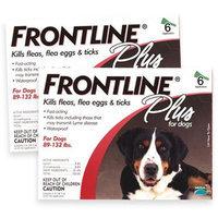 Frontline Dog Flea and Tick