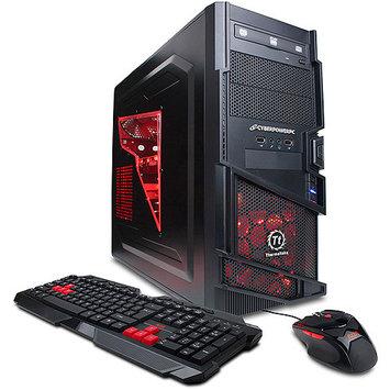 CyberPowerPC Gamer Ultra Black Desktop Computer - GUA380