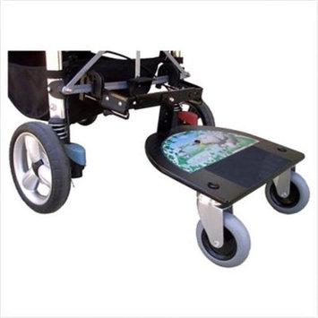 Englacha Usa Englacha Englacha Wooden Board Rider - Elephant - 1 ct.