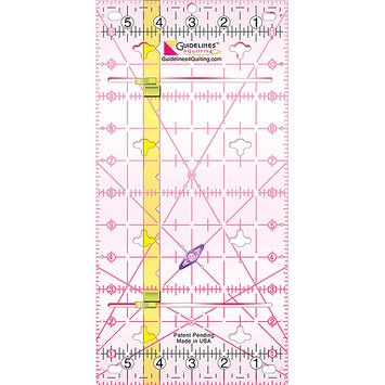 Guidelines4quilting NOTM104131 - Guidelines Ruler