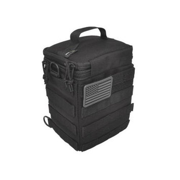 Hazard 4 Hazard4 ForwardObserver Molle SLR Camera Bin, Black