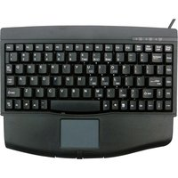 Solidtek Inc. Solidtek KB-540BU Mini Keyboard - USB - Black