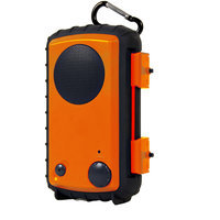 Grace Digital Audio Gdi-Aqcse100 Rugged Waterproof Ipod(Tm)/Iphone(Tm)