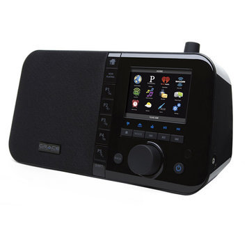 Grace Digital Audio GDI-IRC6000 Mondo Color Internet Radio