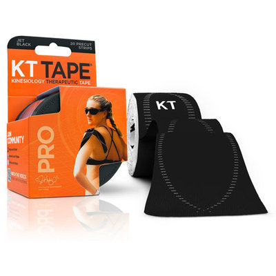 Kt Tape Pro 20 Laser Blue Precut Strips