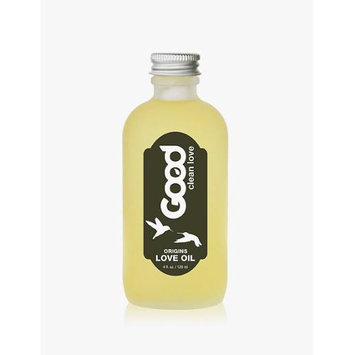 Good Clean Love Oil 4oz. Origins