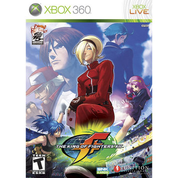 Ignition Entertainment The King of Fighters XII (Xbox 360)