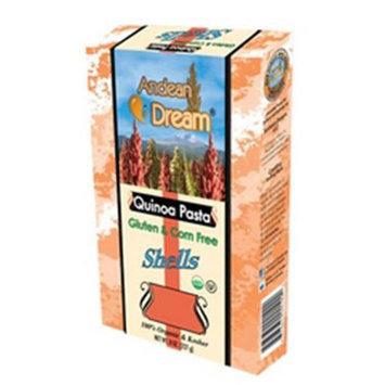 Andean Dream Organic Quinoa Pasta Shells 8 oz