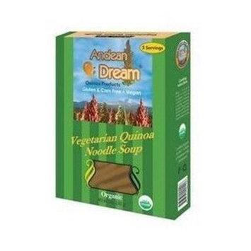 Andean Dream Vegetarian Quinoa Noodle Soup - 5 oz