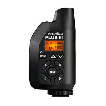 Pocket Wizard PocketWizard Plus III Transceiver # 801-130