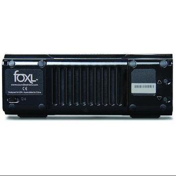 Soundmatters foxLV2 aptX Portable Pocket-Sized Bluetooth Speaker (Black)