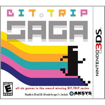 Aksys Games Bit Trip Saga - WII