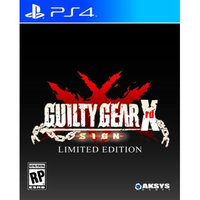 U & I Entertainment Guilty Gear Xrd -sign-: Limited Edition - Playstation 4