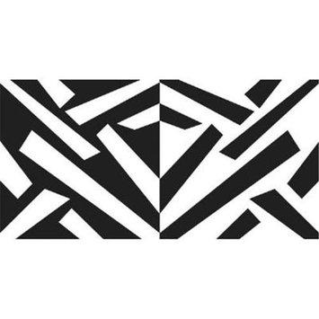 Cedar Canyon Textiles CCT709 DesignMagic Fractured X Stencil Set