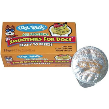 Mr. Barksmith Cool Treats 893624001054 COOL TREAT DOG SINGLE FRUITSMOOTIE