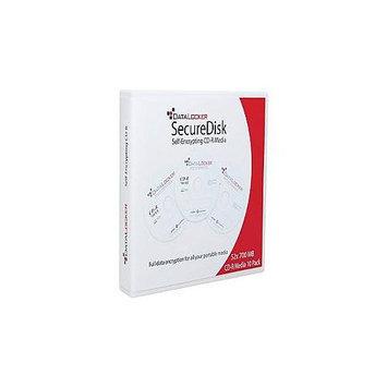 Data Locker DLCD10 SecureDisk Encrypte 10pk