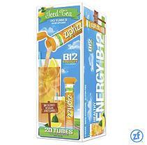 ZipFizz Lemon Iced Tea (20 ct.)