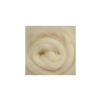 Wistyria Editions 292814 Wool Roving 12 in. .22 Ounce-Natural