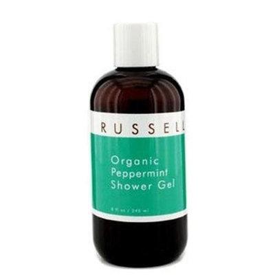 Russell Organics Organic Peppermint Shower Gel
