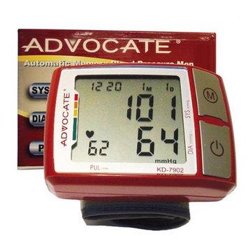 Advocate 403-FG Speaking Wrist Blood Pressure Monitor