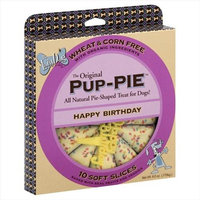 Lazy Dog The Original Happy Birthday Pup-Pie