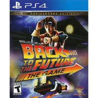 Telltale Games Back To The Future: The Game - 30th Anniversary Edition - Playstation 4
