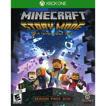 Telltale Games Minecraft: Story Mode - Xbox One