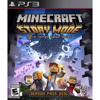Telltale Games Minecraft: Story Mode - Playstation 3