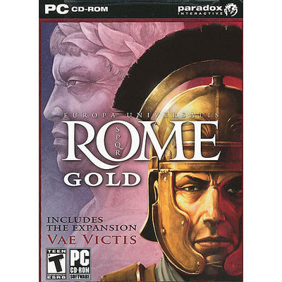 Inetvideo Europa Universalis Rome Gold includes the Expansion Vae Victis