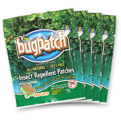Quest Products The Bug Patch Insect Repellent Patches - 24 Pack