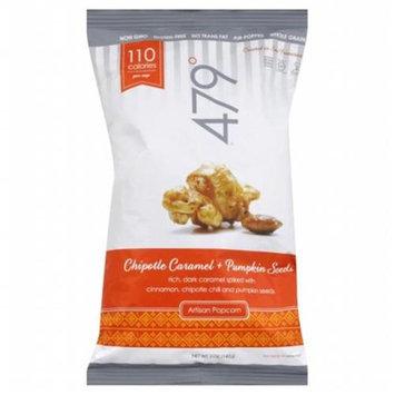 479 degrees Artisan Popcorn Chipotle Caramel + Pumpkin Seed - 5.25 oz