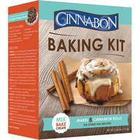 Cinnabon Baking Kit, 2.44 lbs