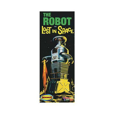 Moebius Models Lost in Space The Robot 1:24 Scale Model Kit