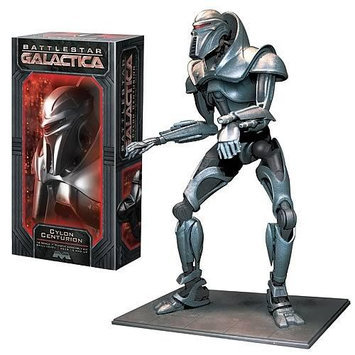 Moebius Models Battlestar Galactica Cylon Centurion 1:6 Scale Model Kit