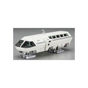 Moebius Models Space Prefinished Moon Bus Statue
