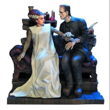 Moebius Models Frankenstein & Bride 1/8 Moebius