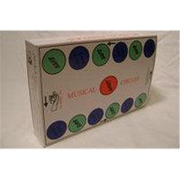 Yur Games 2010001 96 x 36 Musical Circles