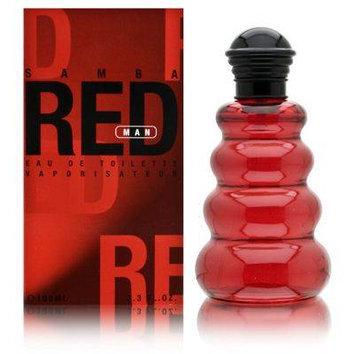Samba Red By Perfumers Workshop