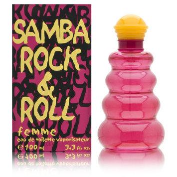 Perfumers Workshop - Samba Rock & Roll EDT Spray 3.4 oz (Women's) - Bottle