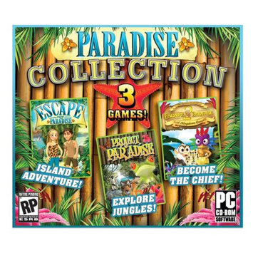 Digital Clay Studios 154051 Paradise Collection 3 Pack
